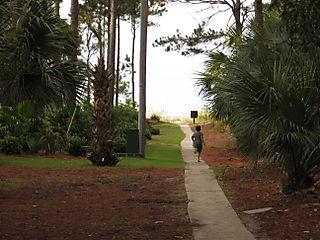 Liam runs to beach 2008