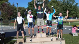 Hyattsville Cat 4 podium