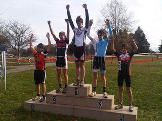 Jr podium