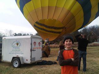 Liam balloon